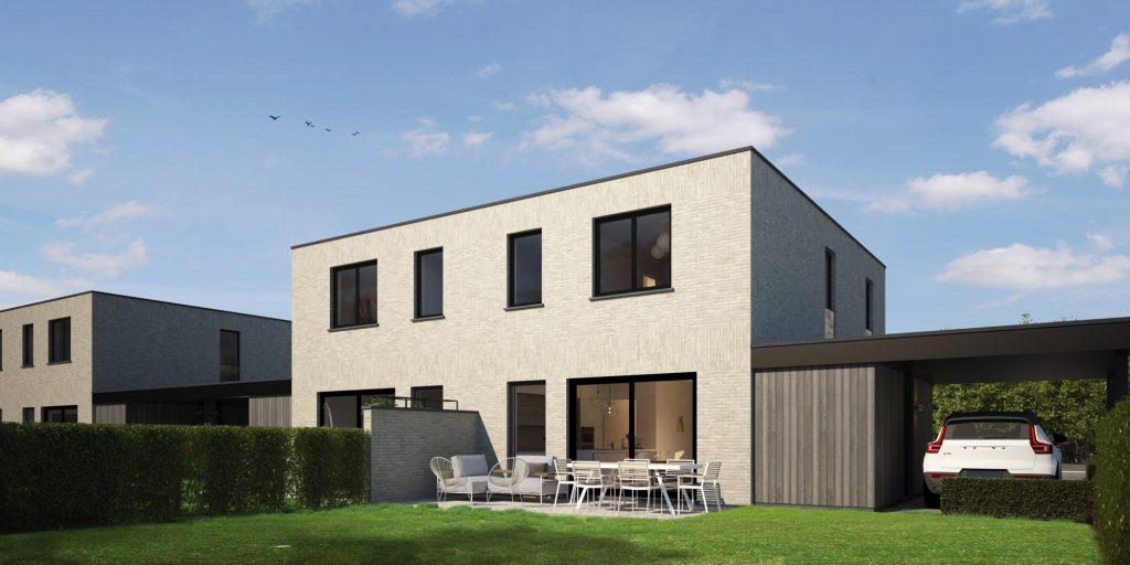 Nieuwe woning Poperinge